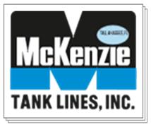 McKenzie Tank Lines Inc