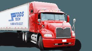 TDDS Technical Institute Truck
