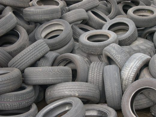 Tires, Used Tires, Tire Heap