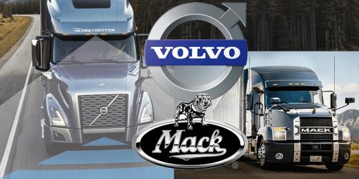 Volvo Trucks, Mack Trucks