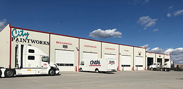 City Trailer and Paint Works Center