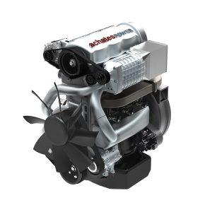 Achates Power Engine