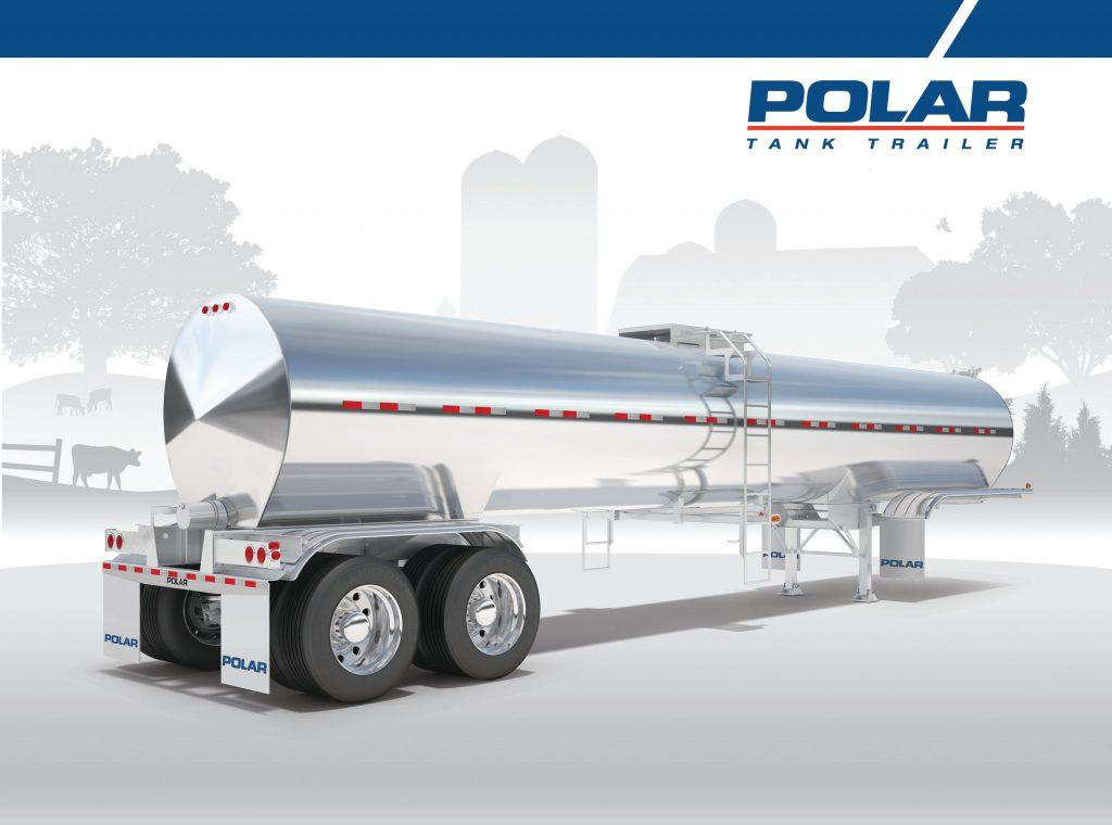 Polar Sanitary 3-A Trailer
