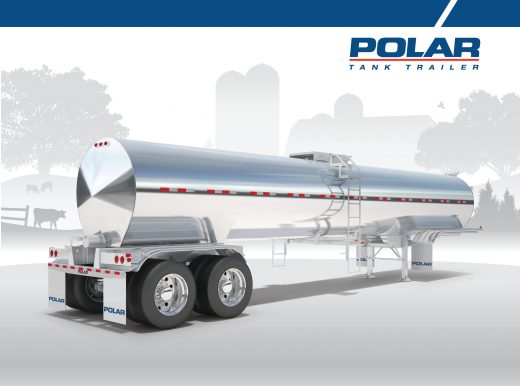 Polar Sanitary 3-A Trailer