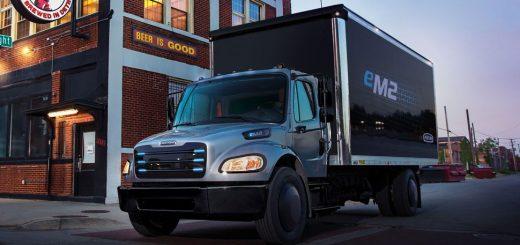 Freightliner eM2 Daimler Trucks North America 2
