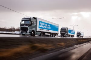 Volvo, EU Truck Platooning Challenge
