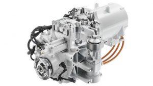 Volvo FE Electric Motor