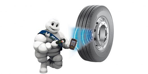 michelin man rfid tire,tyre