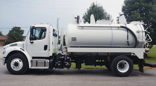 Amthor Vacuum Truck- ASME DOT