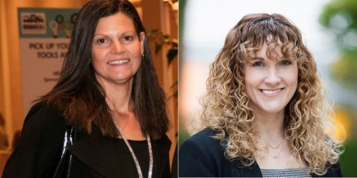Beth Barkovich Executive Director, Membership Development, Katelyn Litalien Director of Marketing and Member Services, HDMA