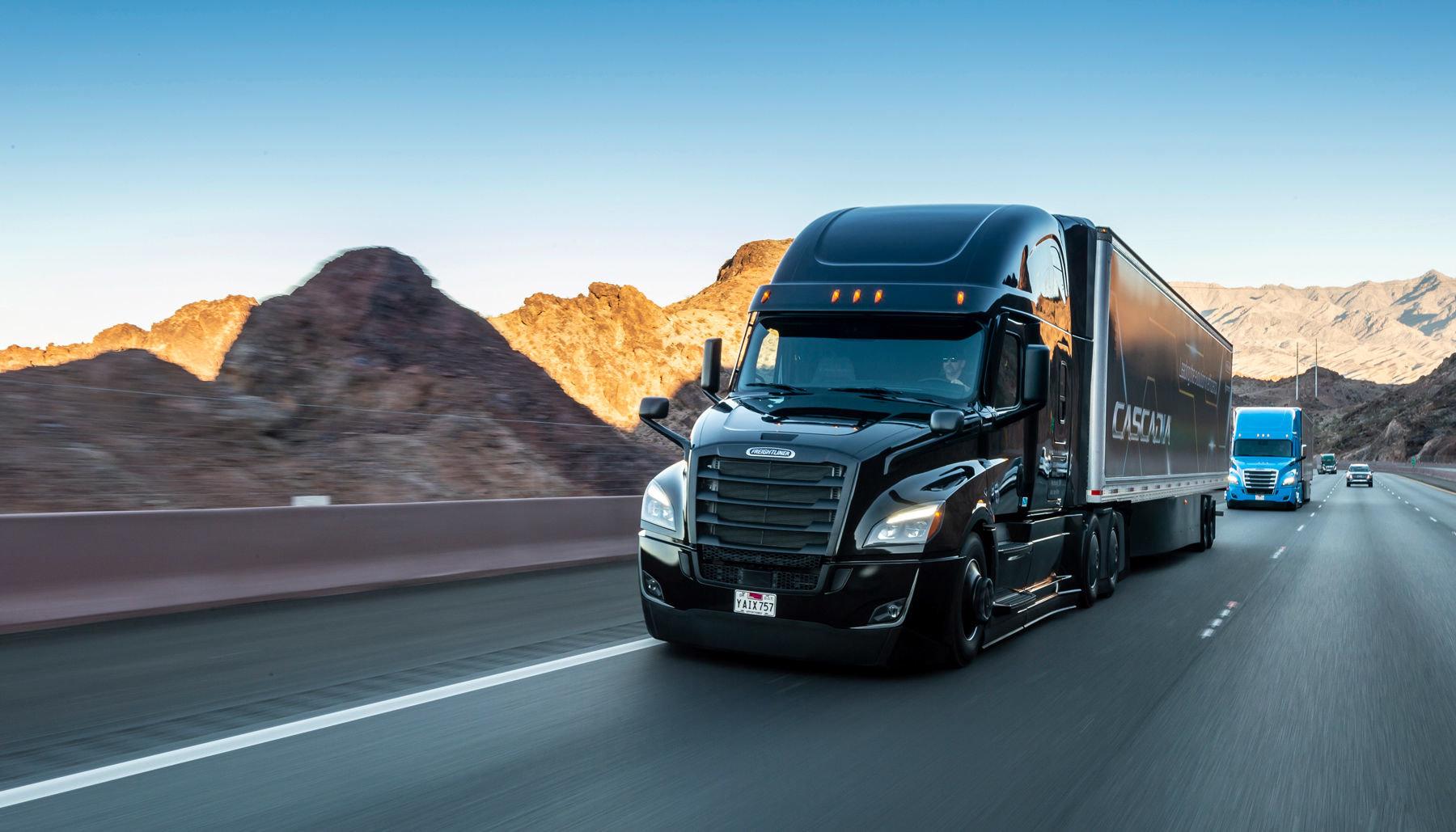 Daimler Trucks Cascadia