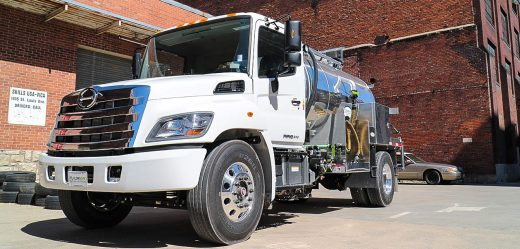 FlowMark Vacuum Truck newsliderx2
