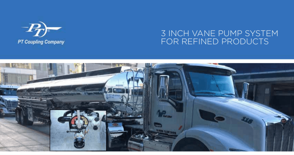 PT Coupling's Vane Pump System SPS100414