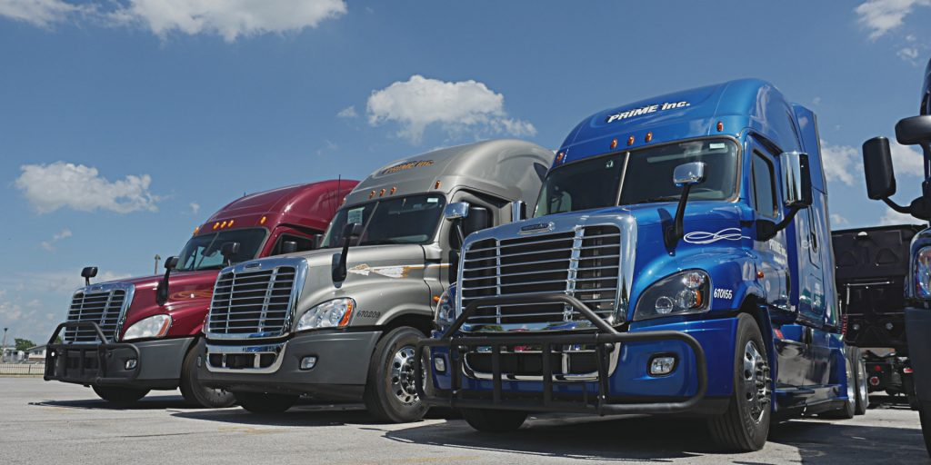 Prime Inc Trucks