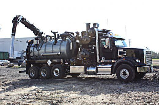 Supervac Vacuum Truck