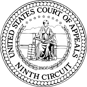 9th Circuit Court of Appeals Seal