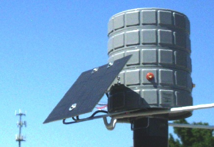 Electronic Sensors Inc, Remote Tank Monitor - Solar Celltower