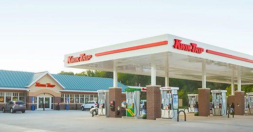 Kwik Trip Gas Stop