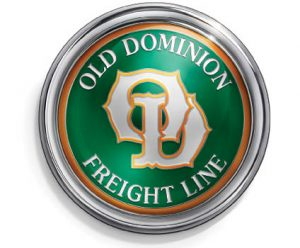 Old Dominion Freightline logo, Old Dominion record earnings, gross revenues grew