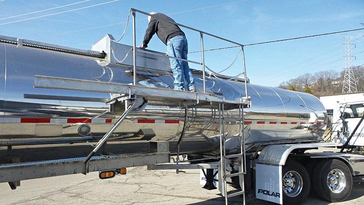 B&R Repair Safety Railing System