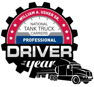 NTTC's (William H. User Sr.) Tank Truck Driver of the Year Award