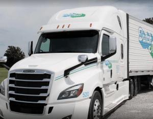 Dutch Maid Logistics Truck