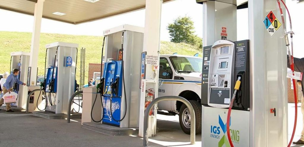 IGS CNG Services Station, CNG vehicle fuel, CNG is Safe Fuel, safe compressed natural gas