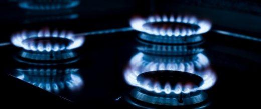 Natural Gas 3 Burners