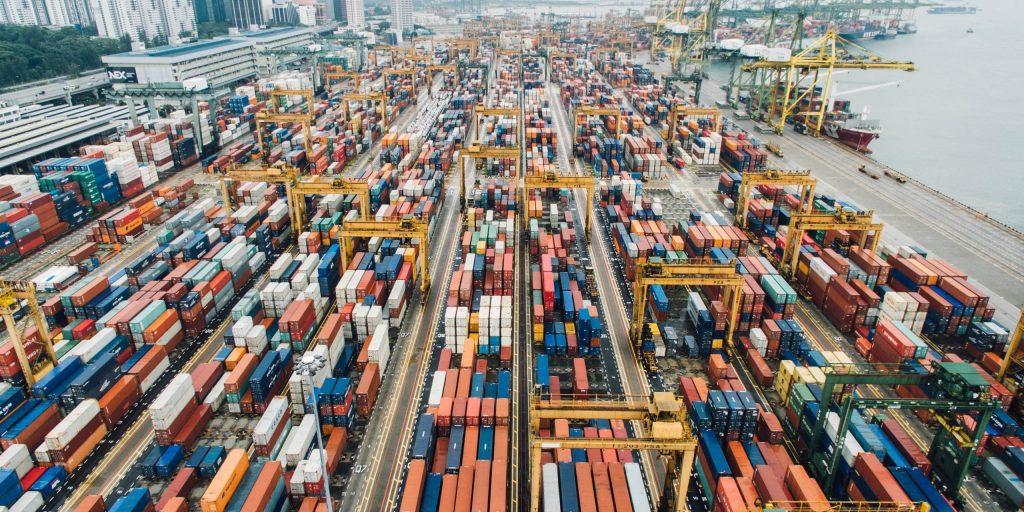 Bukit Merah, Singapore, shippers international freight optimistic, shippers carriers upbeat