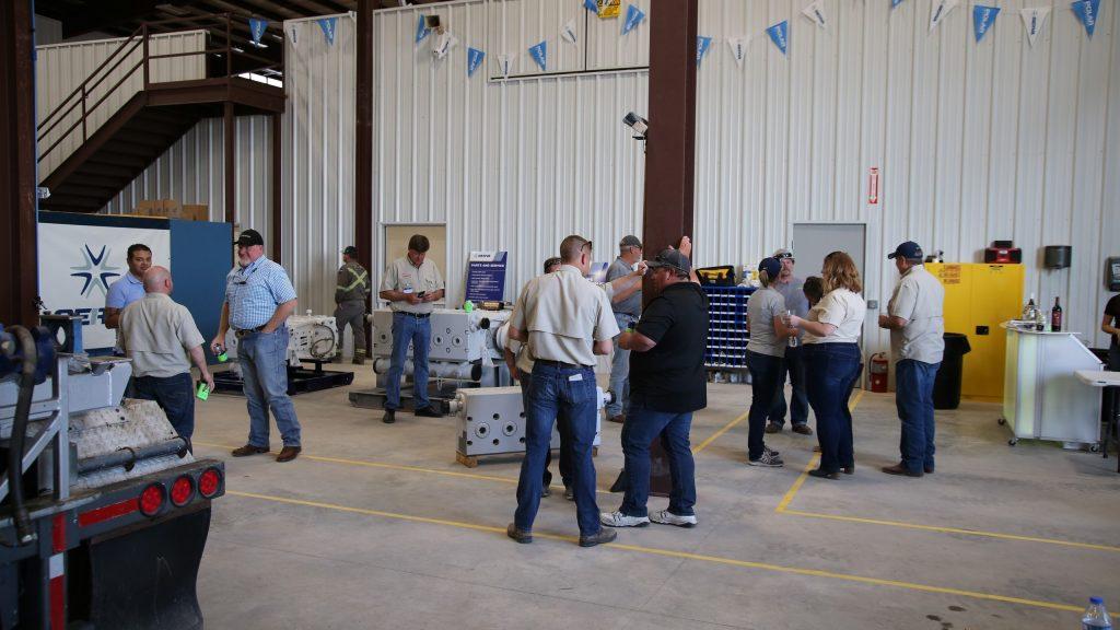 Polar Service Center at Odessa, TX