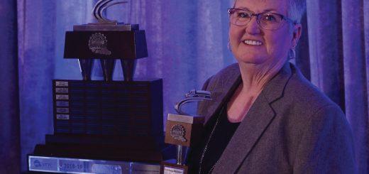 Barbara Herman, 2018-2019 Professional Tank Truck Driver of the Year Grand Champion