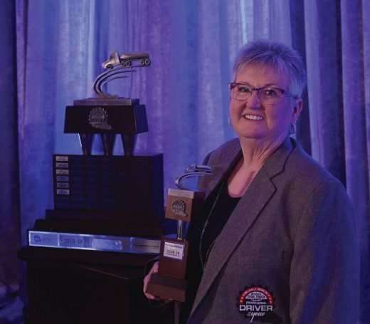 Barbara Herman, 2018-2019 Professional Tank Truck Driver of the Year Grand Champion