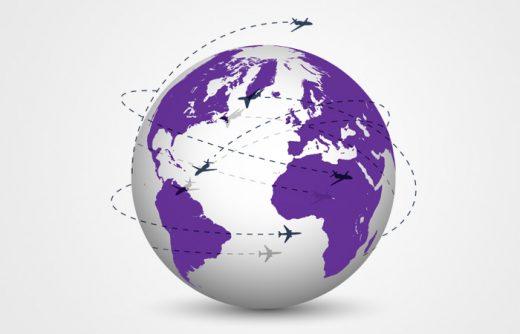 FedEx Globe