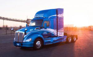 Kenworth T680 Hydrogen Fuel Cell Truck