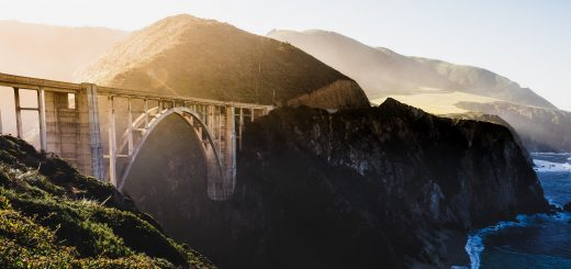 Bixby Bridge, Monterey, United States