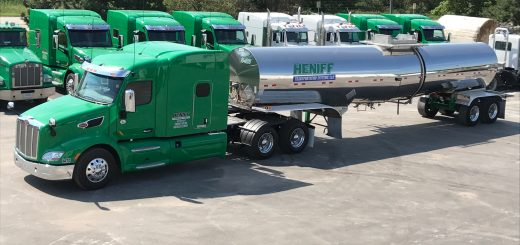 Heniff Transportation Systems Fleet