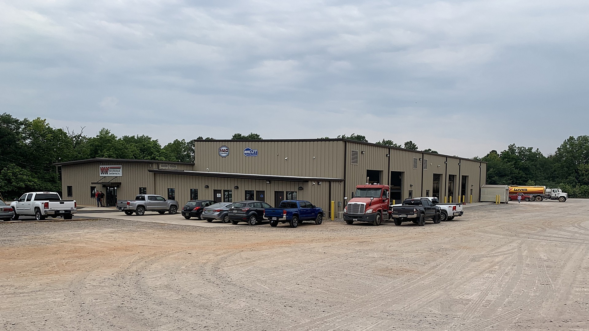 Werts Welding Showcases Expanded Facility
