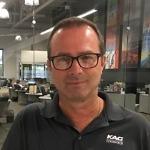 Mark Burns, KAG Logistics, Director of Business Development