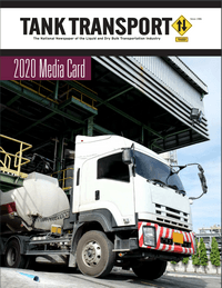 2020 Tank Transport Trader Media Rate Card Cover
