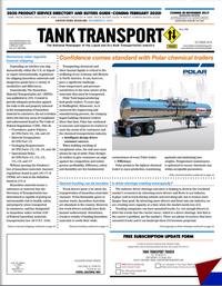 Tank Transport Trader October 2019