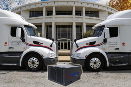 Covenant Transport - Electric APUs, Technology Improving APUs