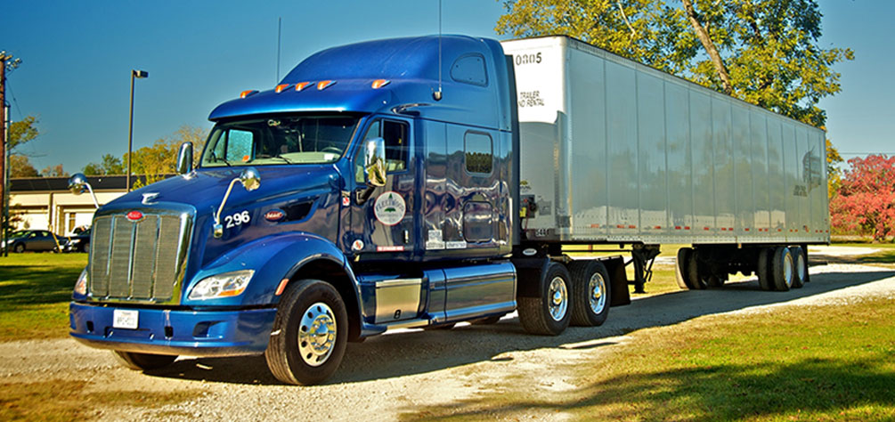 Fleetwood Transportation Truck, Fleetwood Transportation Closes Business, Fleetwood Transportation Closure