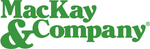 MacKay & Co logo, truck parts sold in 2019, 49 percent of truck parts purchases