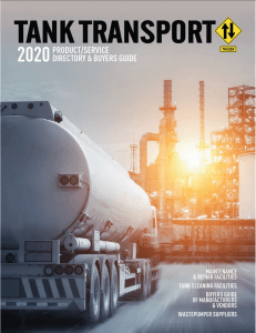 2020 Tank Transport Product-Service Directory