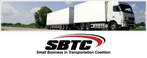 Small Business in Transportation Coalition (SBTC), Transportation Groups Petition Bond Relief
