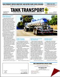 Tank Transport Trader June 2020 Cover