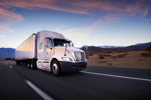 Transport Services of Sullivan - Van Truck