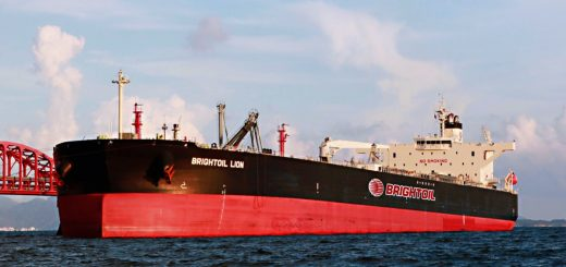 Brightoil Petroleum Ship
