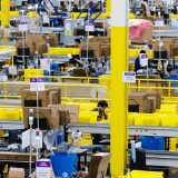Amazon Fullfilment Center
