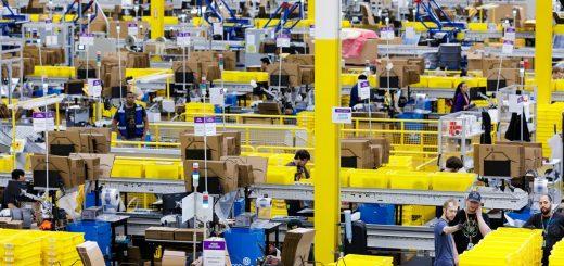 Amazon Fullfilment Center